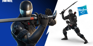 Snake Eyes, a nova skin do Fortnite