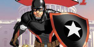 Agente Americano quadrinhos