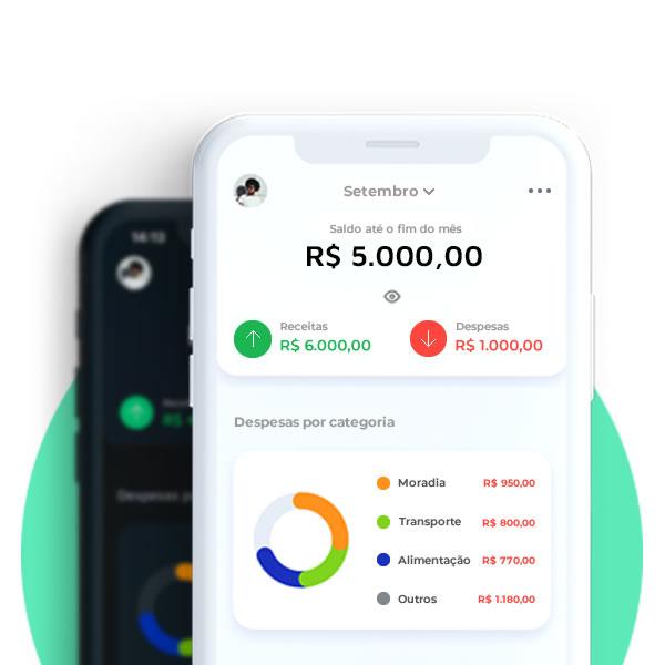 App Mobills Controle Financeiro