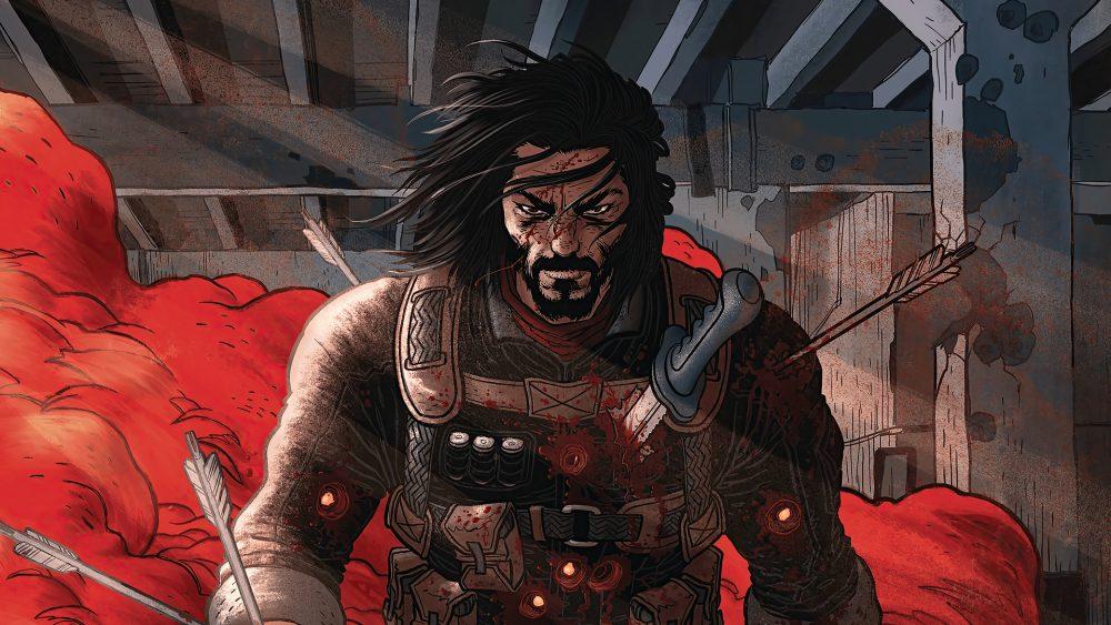 BRZRKR - Keanu Reeves vai estrelar a adaptação da HQ