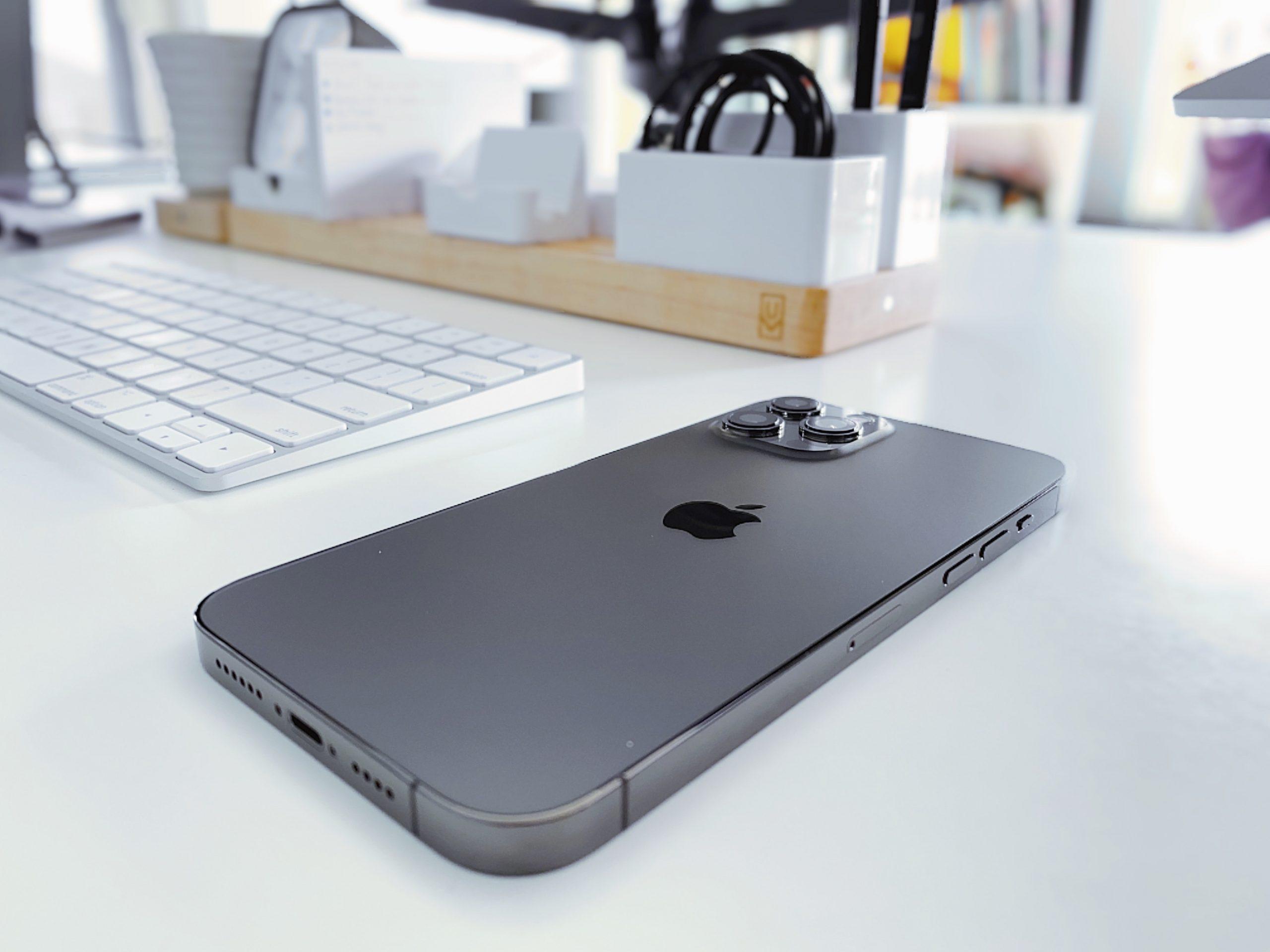 MagSage no iPhone