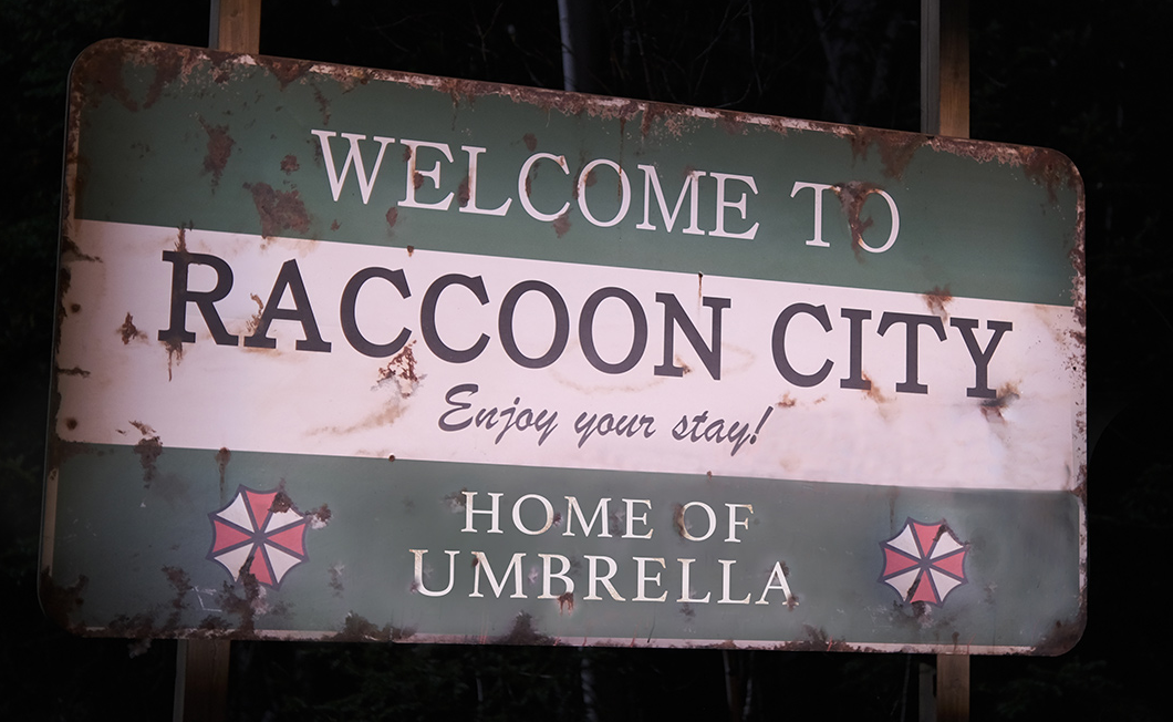 Residente Evil Welcome to Racoon City