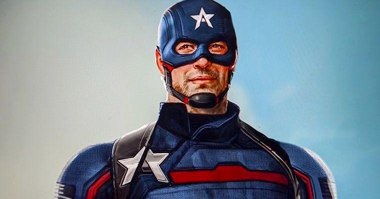 Agente Americano, possível antagonista de Falcão e o Soldado Invernal