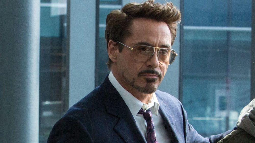 Tony Stark Easter eggs