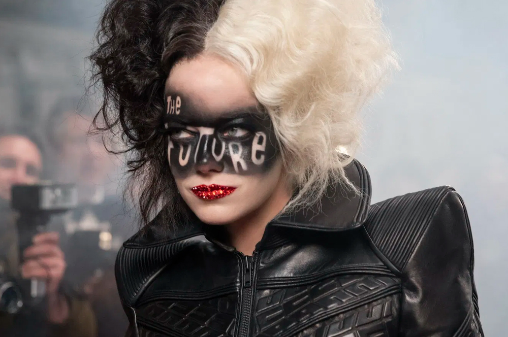 Cruella com Emma Stone