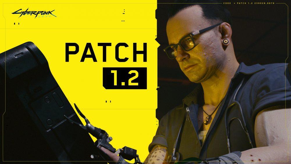 Patch 1.2 de Cyberpunk 2077 já está disponível