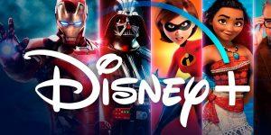 Disney+ Logo do Serviço