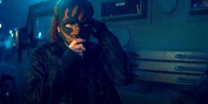Karli Morgenthau, líder dos Apátridas na série Falcão e o Soldado Invernal