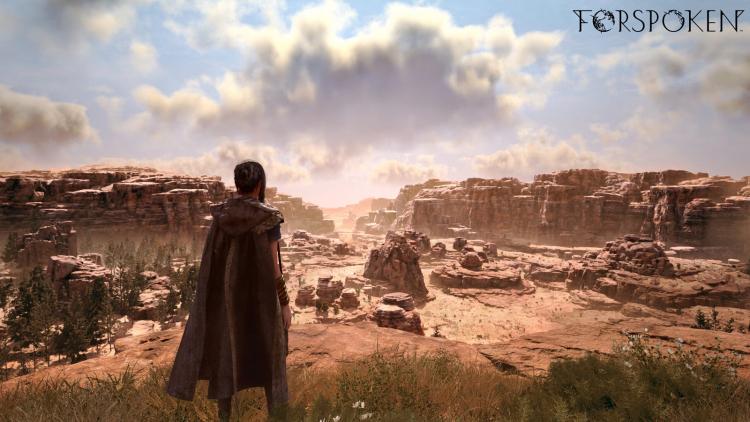 Forspoken, novo jogo da Square Enix