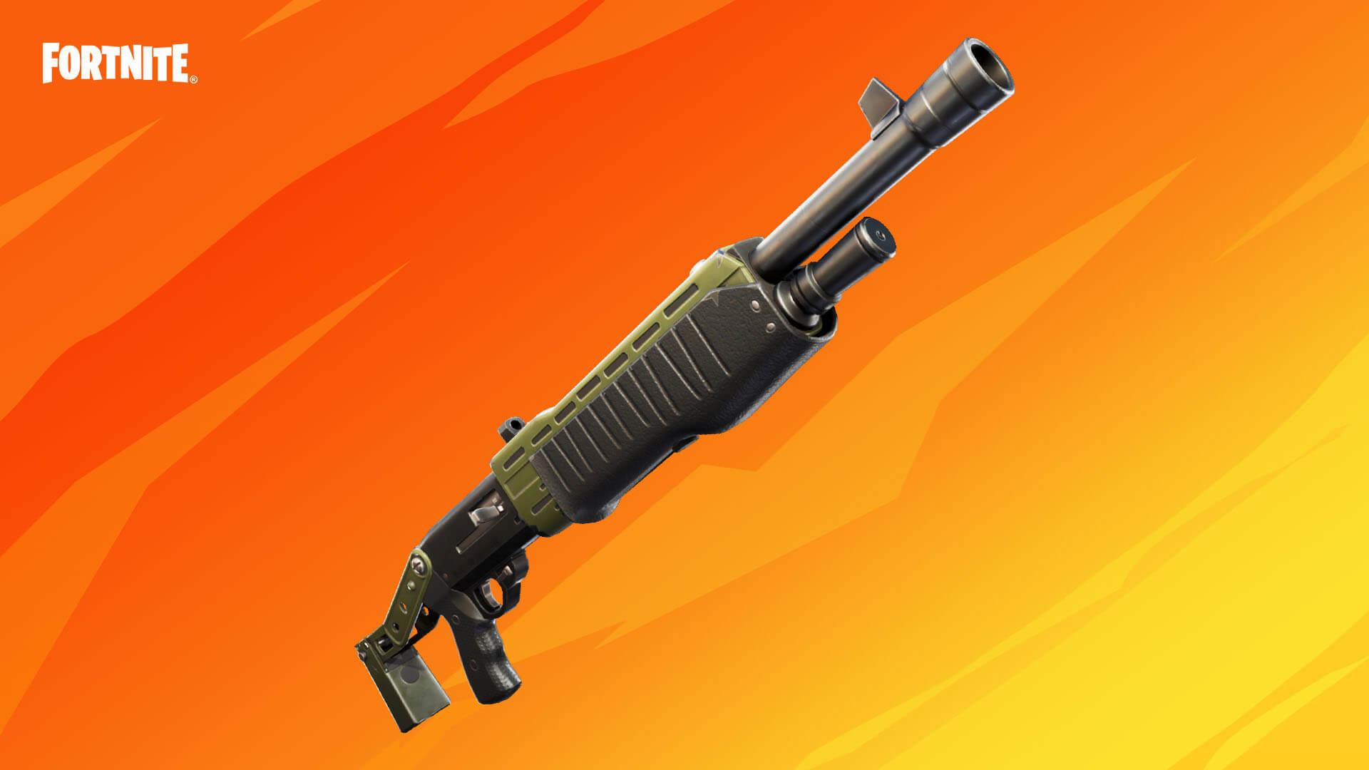 Fortnite - Pump Shotgun