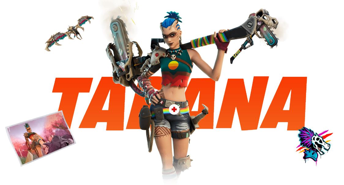 Fortnite - Temporada 6 - Tarana