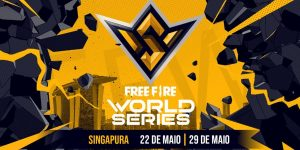Free Fire - World Series de Singapura