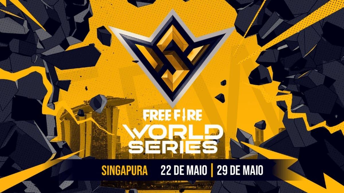 Free Fire - World Series de Singapura