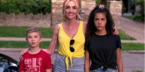 Os personagens principais de Ginny e Georgia