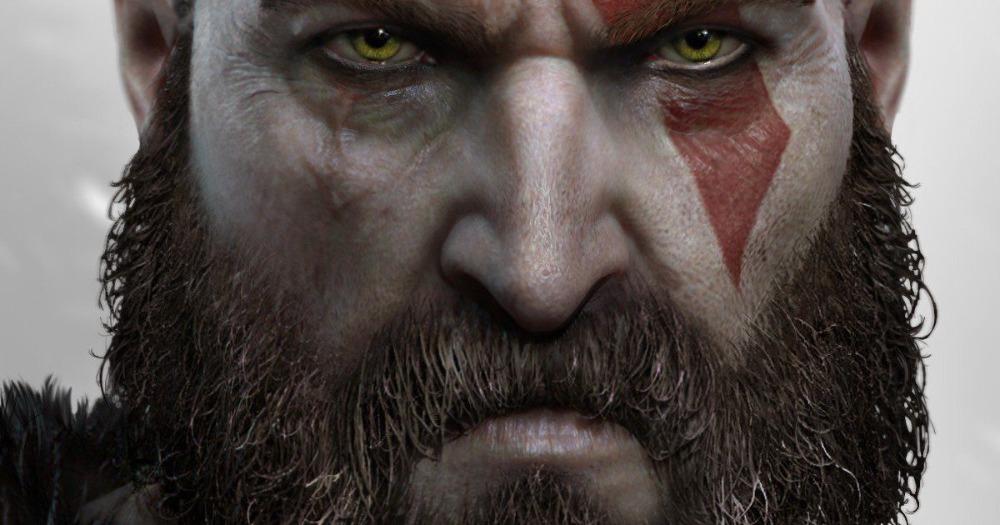 Kratos, personagem principal da franquia God of War