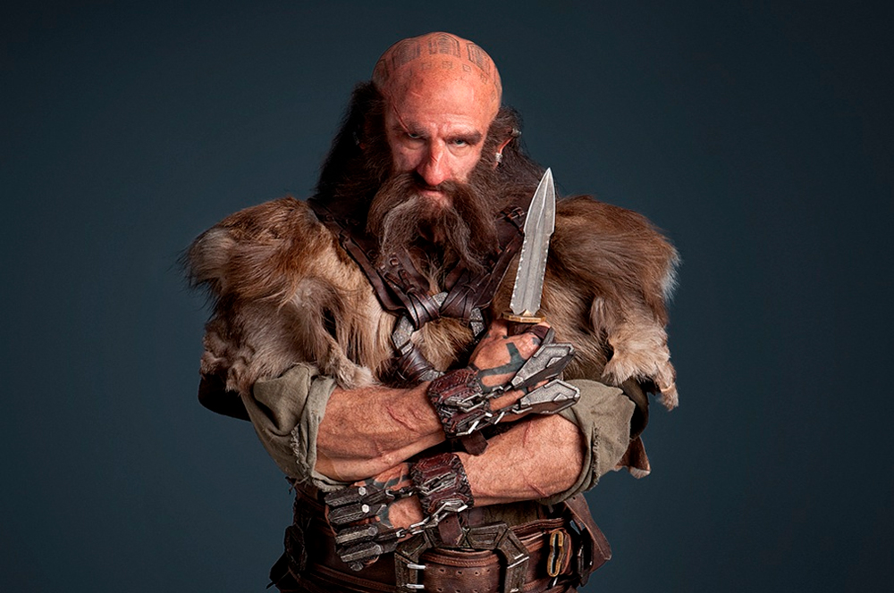 Graham Mctavish integra elenco de The Witcher