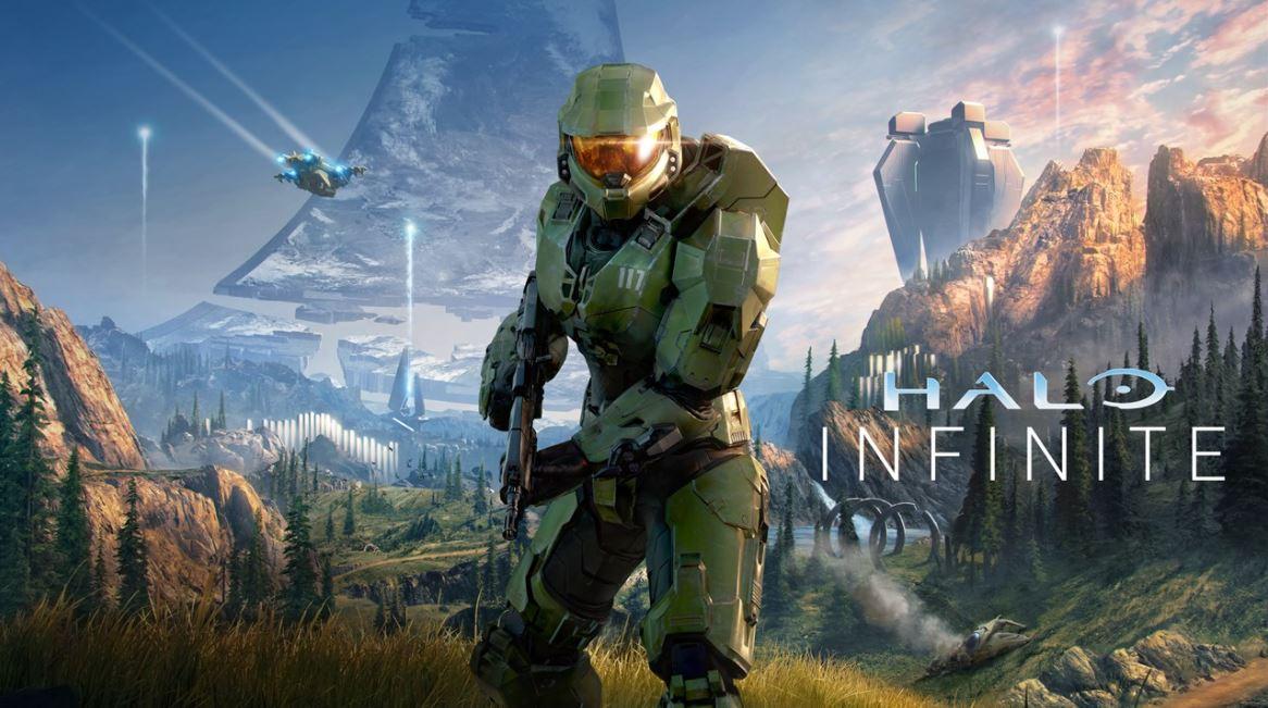 Imagem de divulgação de Halo Infinite