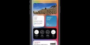 iOS 15 Tela de bloqueio Imagem Reprodução Apple