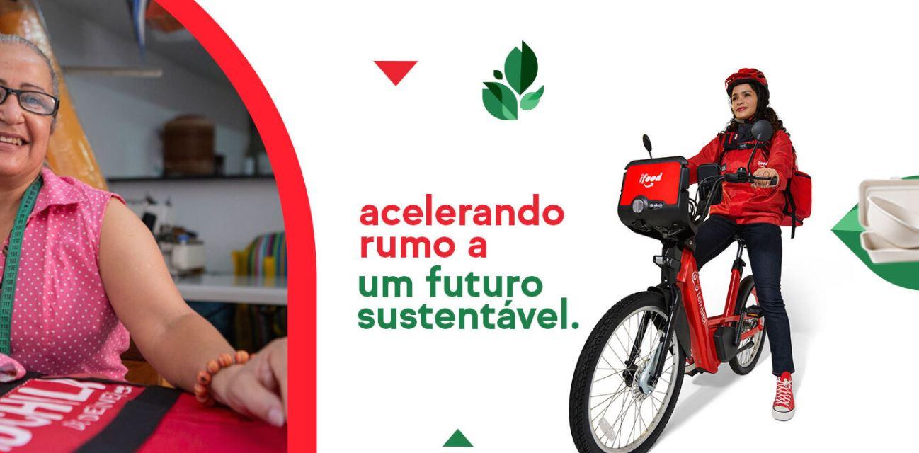 Novas soluções do iFood visando a sustentabilidade