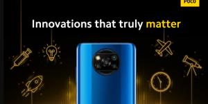 Poco X3 inovações que realmente importam