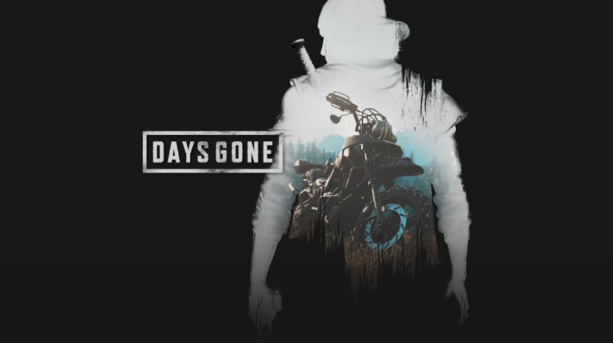 imagem promocional do jogo days gone