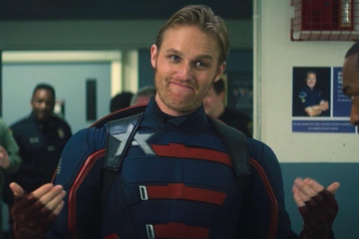 John Walker, o novo Capitão América