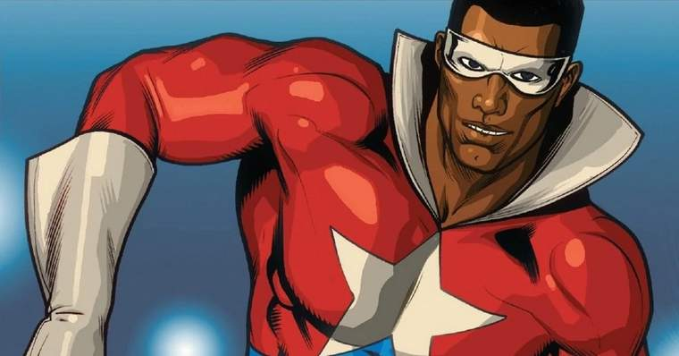 Lemar Hoskins, o Estrela Negra, nos quadrinhos da Marvel