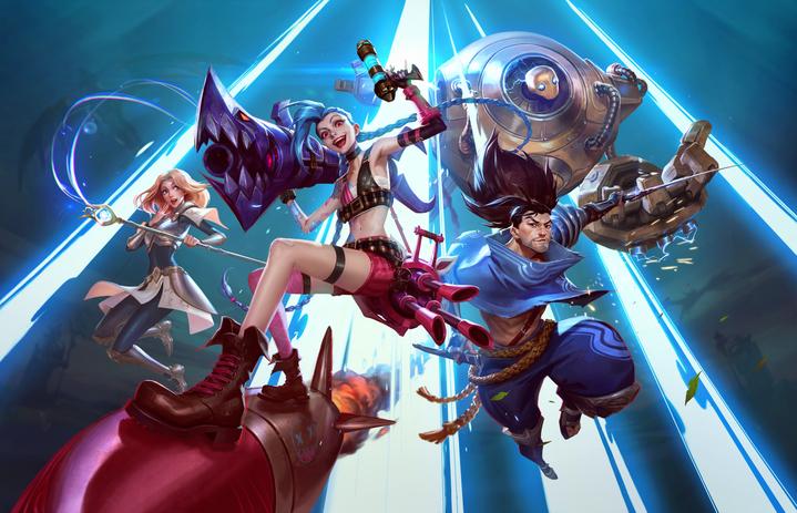 League of Legends Wild Rift já está disponível!