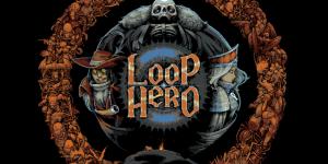 Banner do jogo Loop Hero