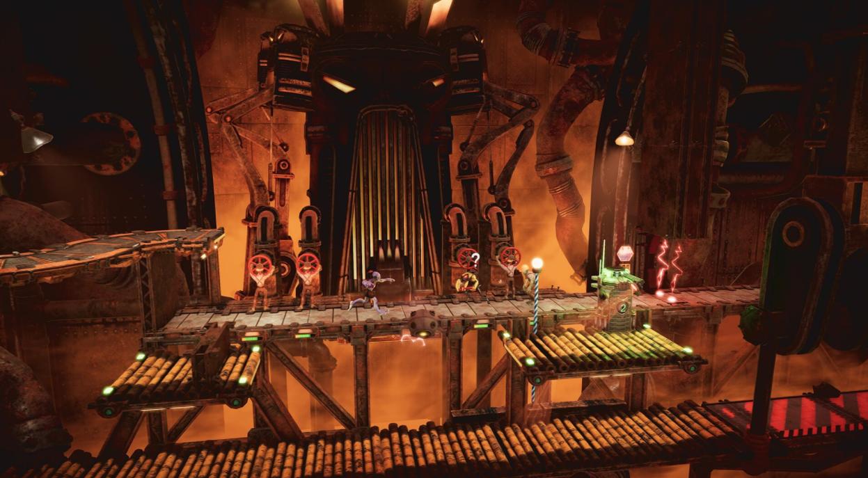 imagem do jogo de plataforma Oddworld: Soulstorm