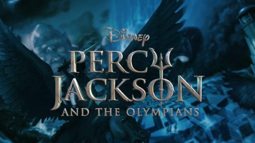Percy Jasckson série logo