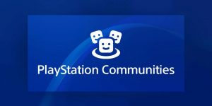 PlayStation Communities