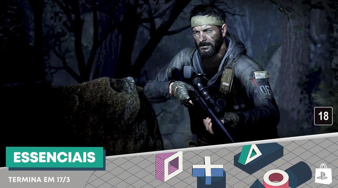 """Promoção """"Essenciais"""" da PlayStation Store"""