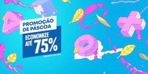 banner da promoção de páscoa da PS Store