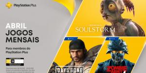 jogos mensais do PS plus em abril