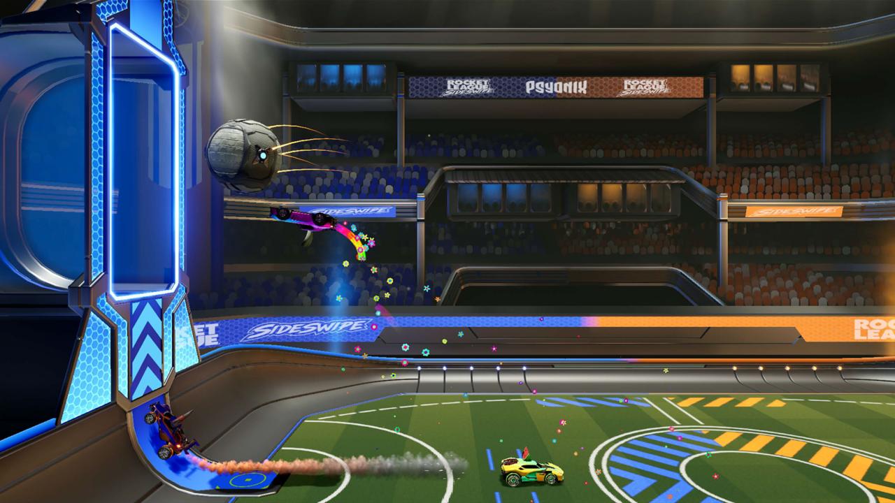 Imagem mostrando a perspectiva lateral do novo jogo