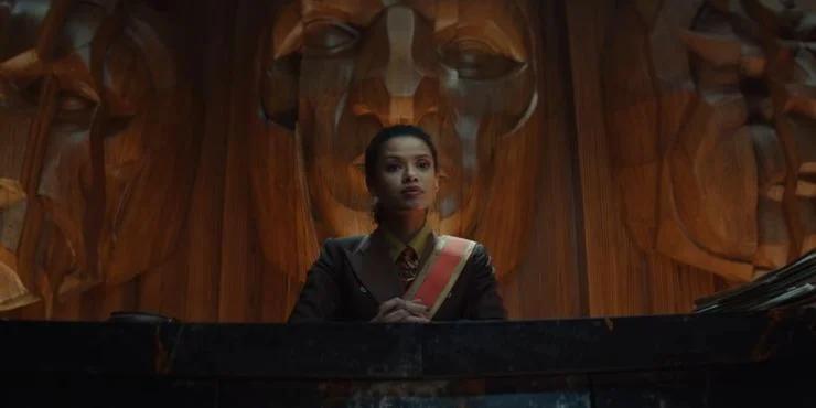 Juíza Renslayer aparece em trailer da série Loki