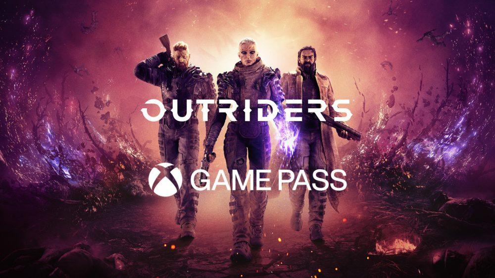 outriders é um jogo de tiro e ação com elementos de rpg