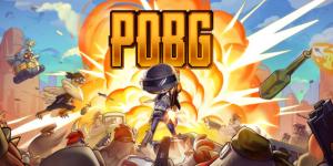 Banner do jogo POBG