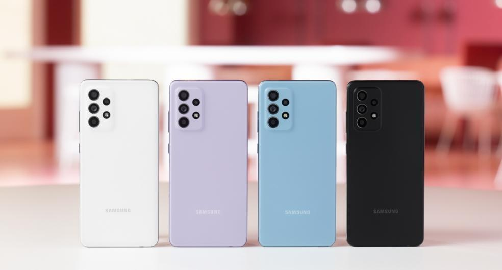 Samsung lança linha Galaxy A no Brasil