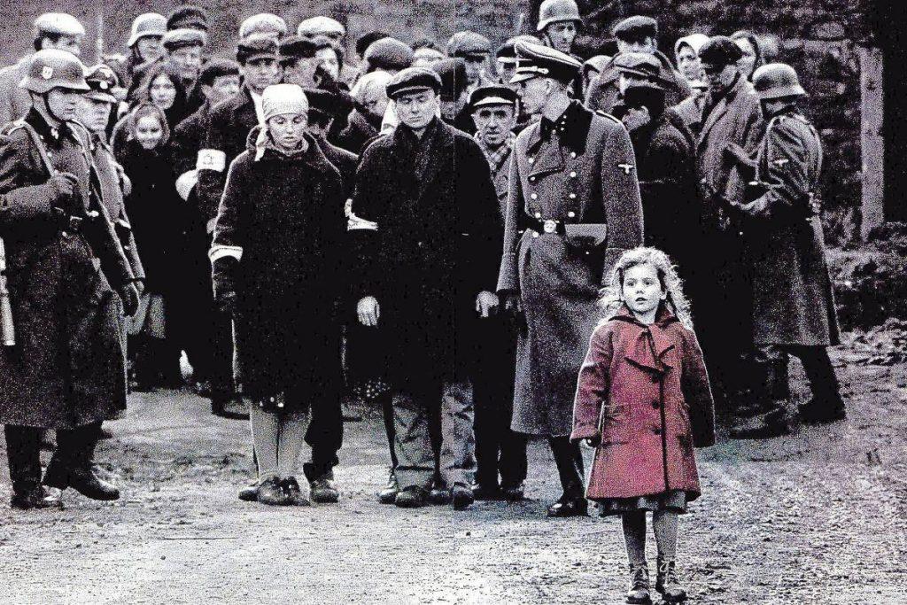 Cena clássica de A Lista de Schindler