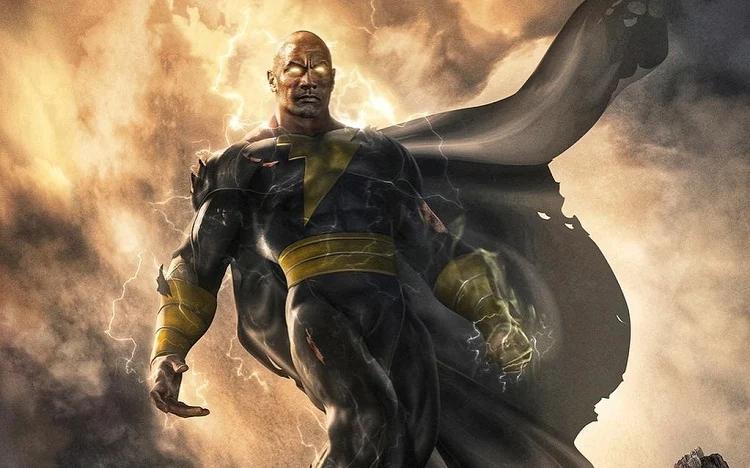 Próximos filmes da DC - Adão Negro está marcado para sair no dia 29 de julho de 2022