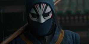 Agente da Morte, um dos vilões de Shang-Chi