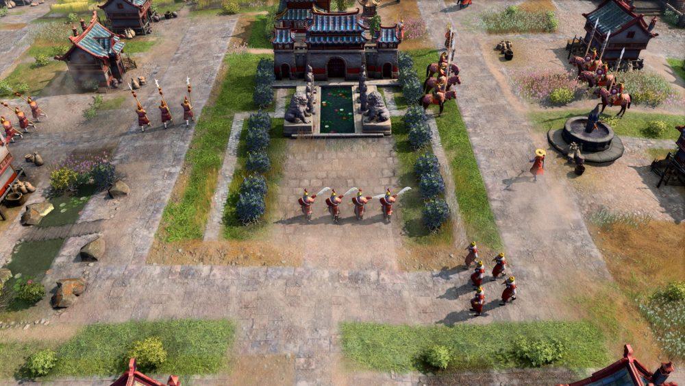 imagem de gameplay de