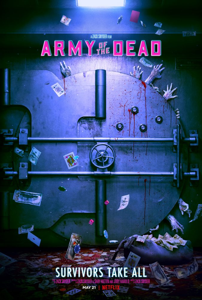 Army of The Dead - Netflix