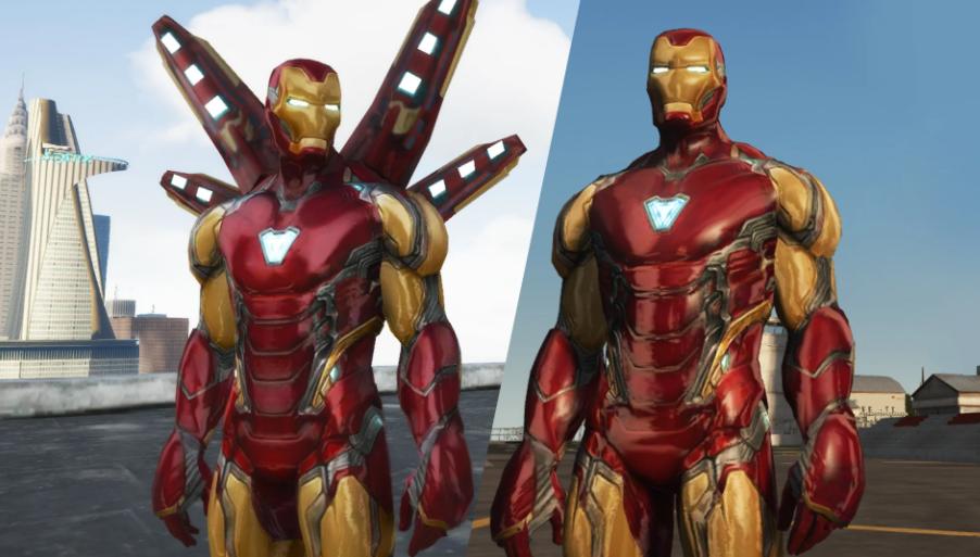 Tranforme-se em Iron Man e sobrevoe Los Santos em sua armadura