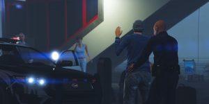 Los Santos Police Department é um mod para transformar GTA V em um jogo de oficiais de polícia.