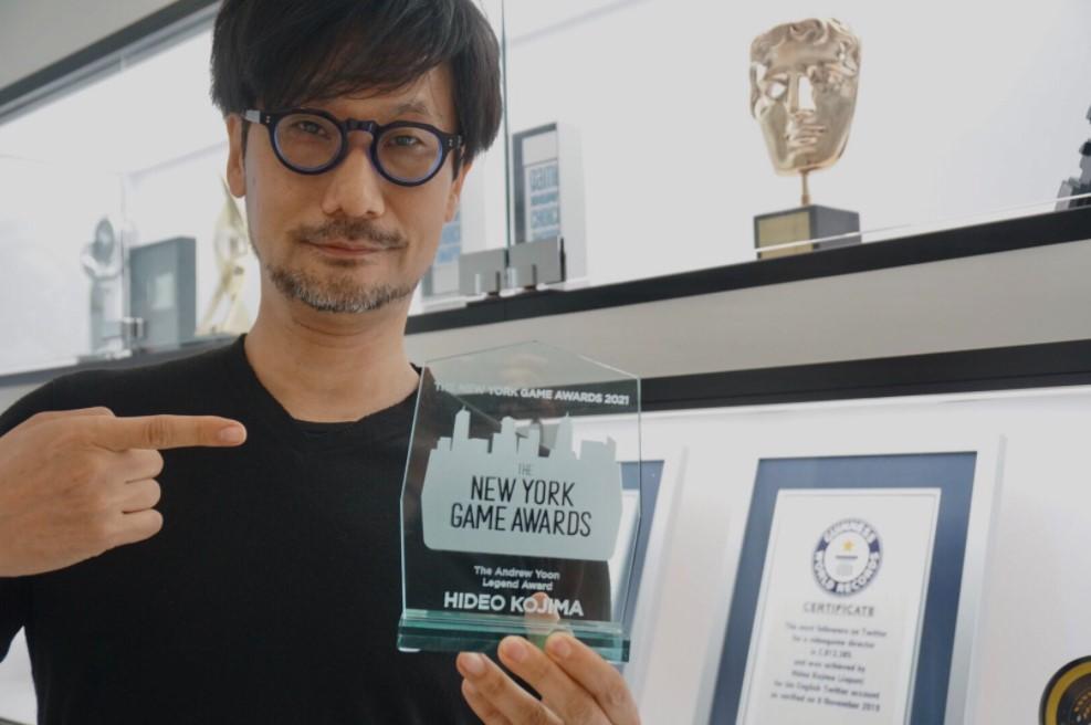 Novo jogo de Hideo Kojima pode ser parceria com Xbox