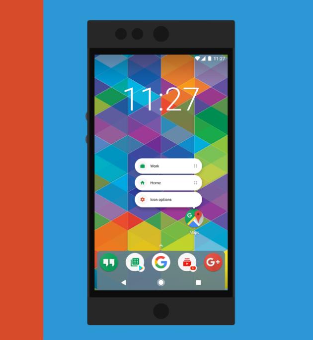 nova launcher é um dos aplicativos mais famosos de customização da tela inicial