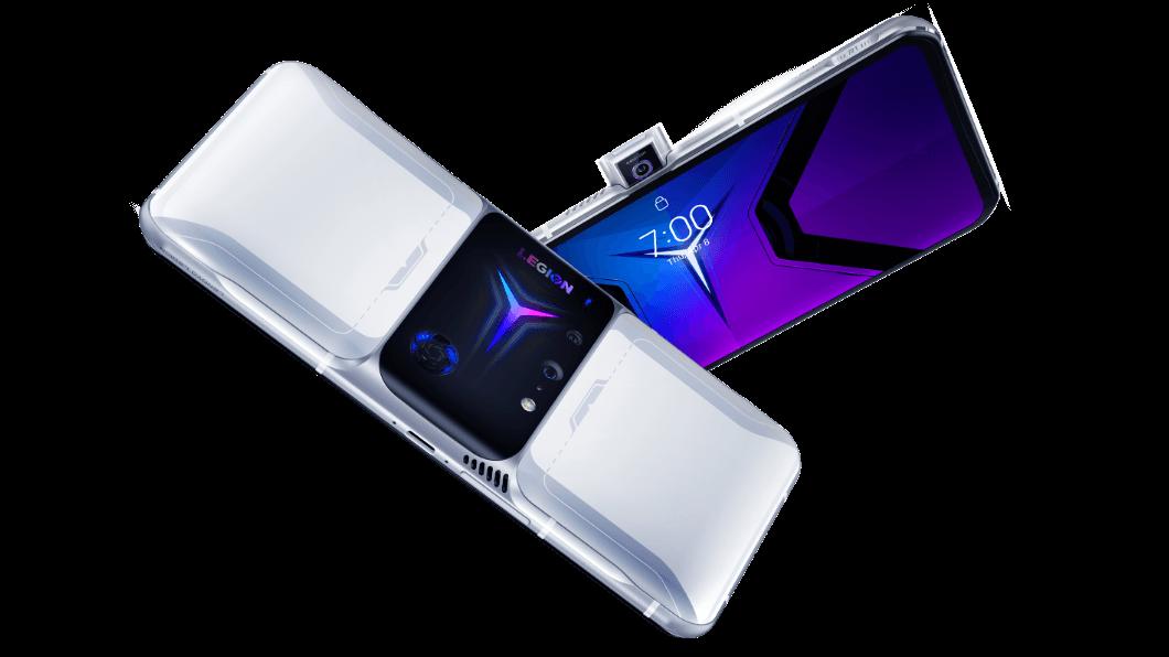 O Legion Phone Duel traz câmera pop-up na lateral para streamers